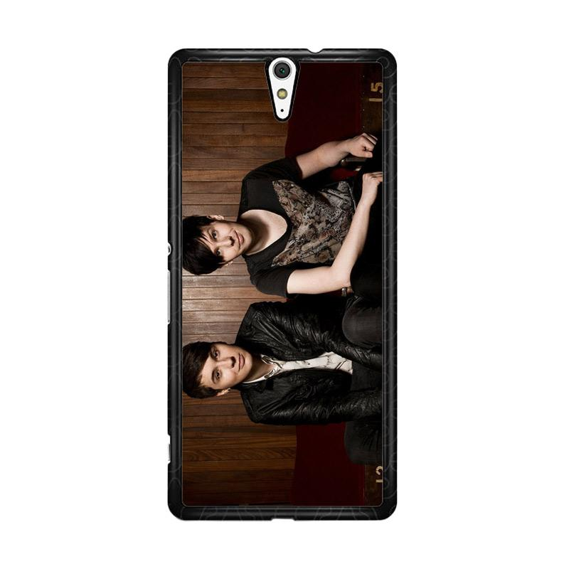 Flazzstore Dan And Phil Z1036 Custom Casing for Sony Xperia C5 Ultra