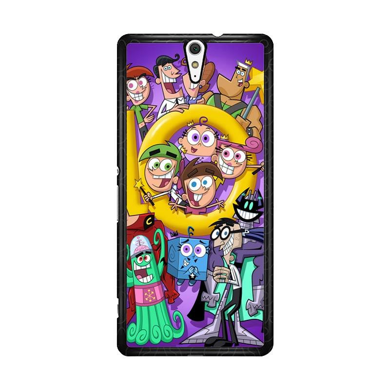 Flazzstore The Fairly Oddparents Poster Z1321 Custom Casing for Sony Xperia C5 Ultra