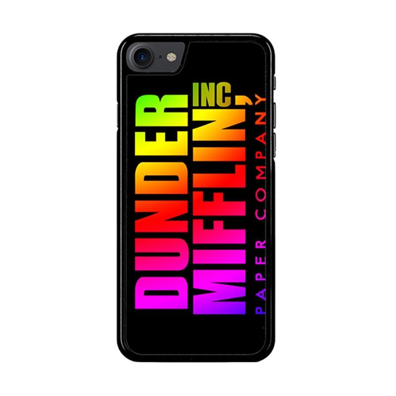 Flazzstore Dunder Mifflin Paper Company Z1591 Custom Casing for iPhone 7 or 8