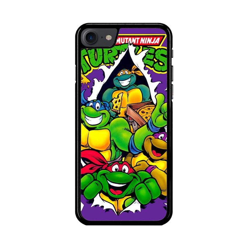 Flazzstore Teenage Mutant Ninja Turtles Z1636 Custom Casing for iPhone 7 or 8