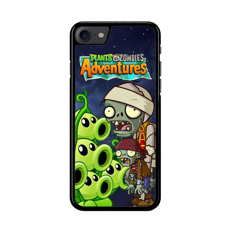 Flazzstore Plants Vs Zombies Z2661 Custom Casing for iPhone 7 or 8