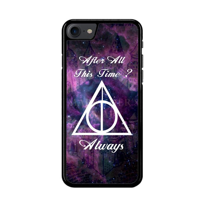 Flazzstore Severus Snape Harry Potter Z2823 Custom Casing for iPhone 7 or 8