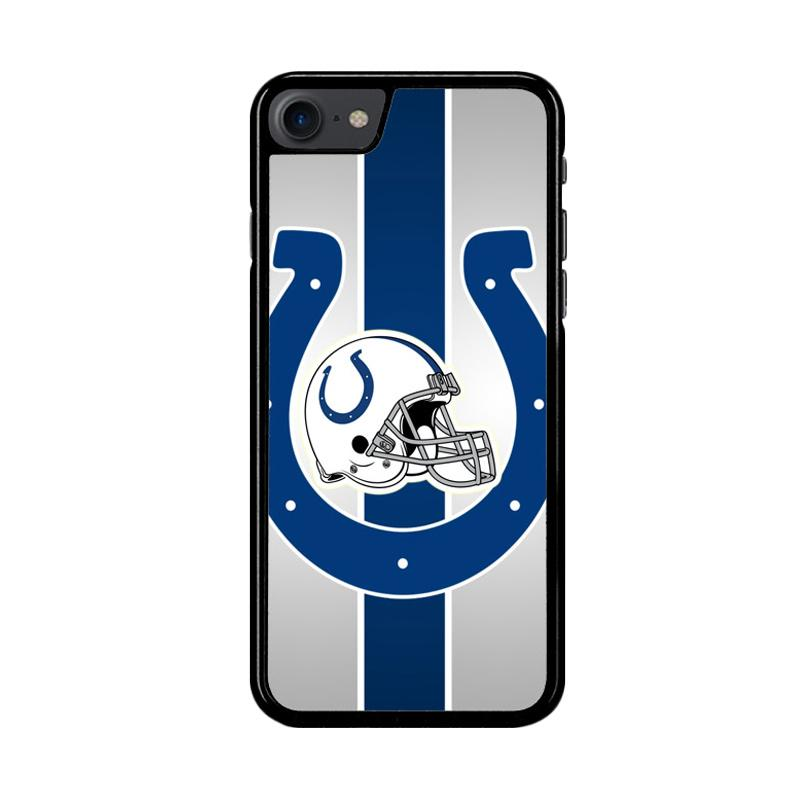 Flazzstore Indianapolis Colts Z3004 Custom Casing for iPhone 7 or 8