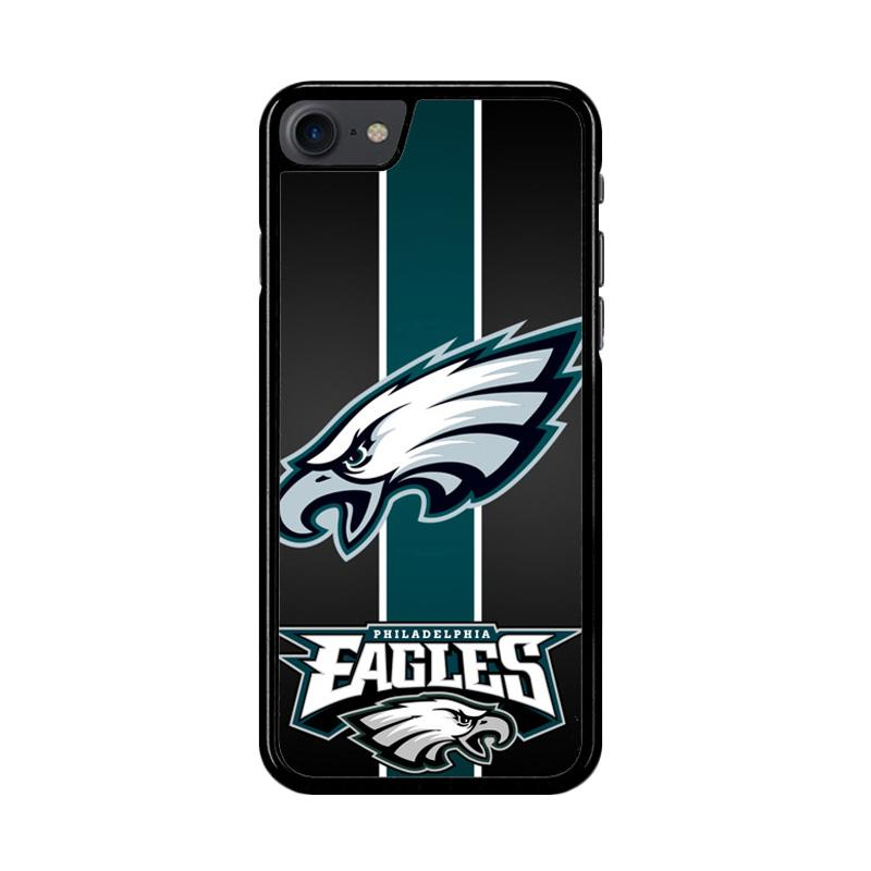 Flazzstore Philadelphia Eagles Z3016 Custom Casing for iPhone 7 or 8