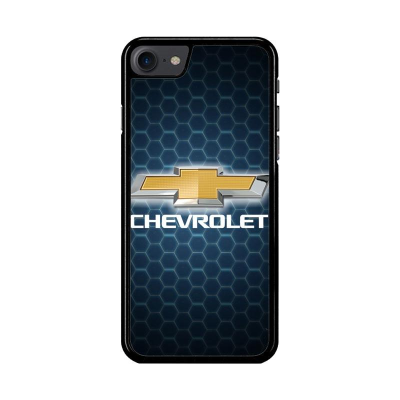 Flazzstore Chevrolet Logo Z3277 Custom Casing for iPhone 7 or 8