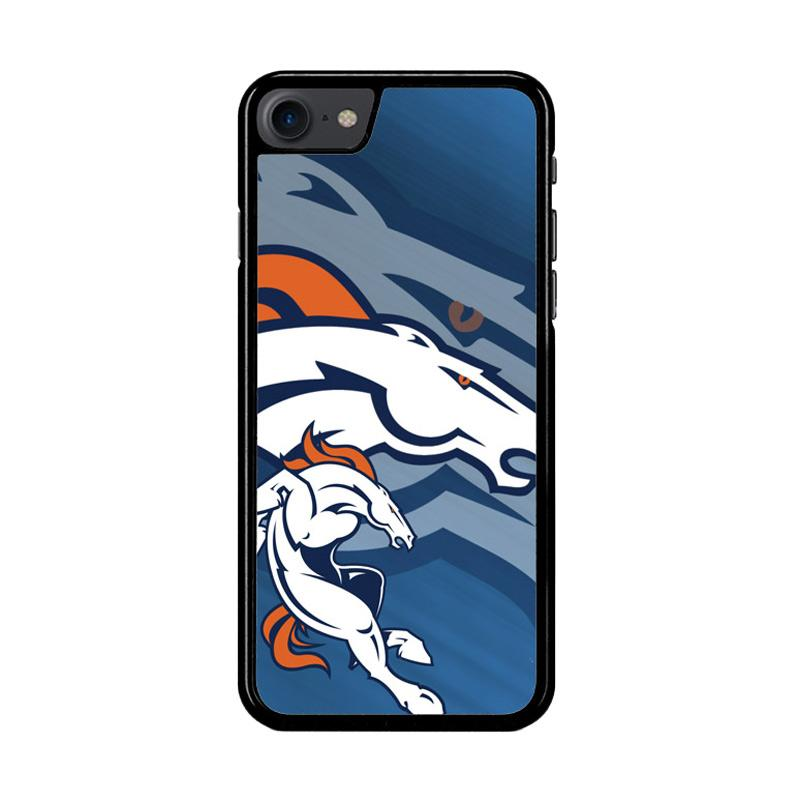 Flazzstore Broncos Denver Z3364 Custom Casing for iPhone 7 or 8