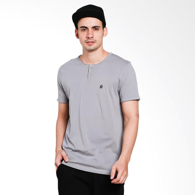 Greenlight Men 6112 T-shirt - Grey