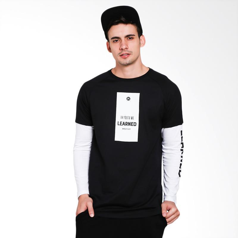 Moutley 2101 Men Tshirt - White