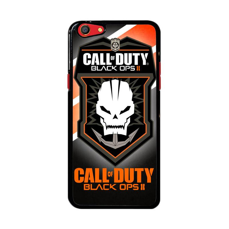 Flazzstore Call Of Duty Black Ops 2 Logo Z3308 Custom Casing for Oppo F3