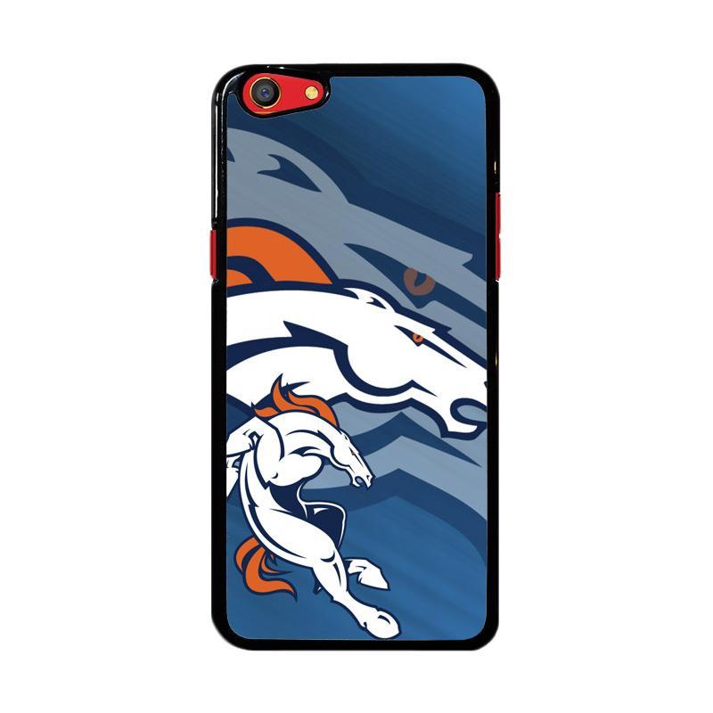 Flazzstore Broncos Denver Z3364 Custom Casing for Oppo F3