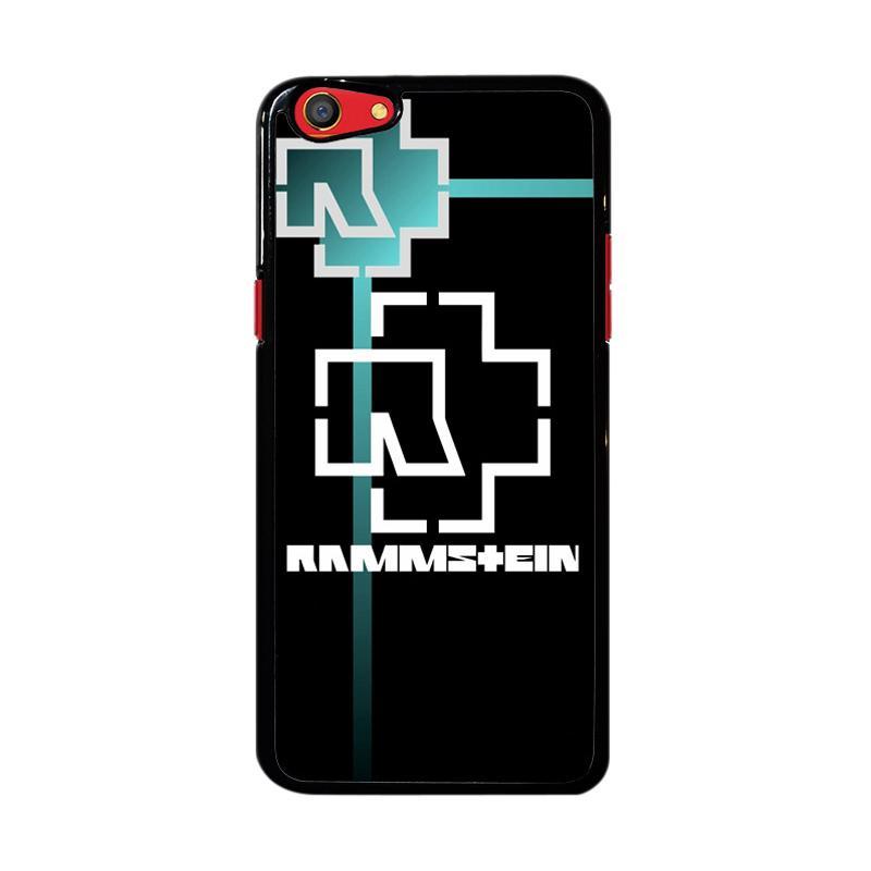 Flazzstore Rammstein  Logo Z3536 Custom Casing for Oppo F3