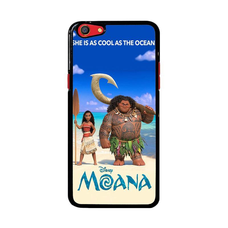 Flazzstore Moana Movie Poster Z4559 Custom Casing for Oppo F3