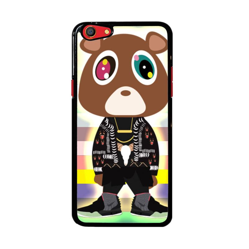 Flazzstore 808S Kanye West And Heartbreak D0035 Custom Casing for Oppo F3