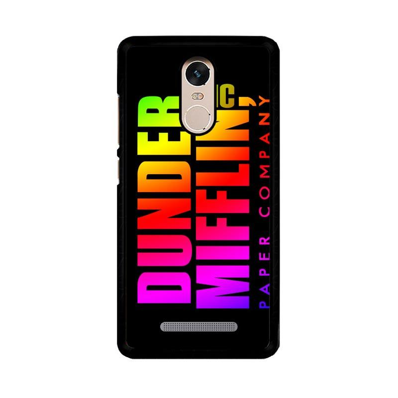 Flazzstore Dunder Mifflin Paper Company Z1591 Custom Casing for Xiaomi Redmi Note 3 or Note 3 Pro