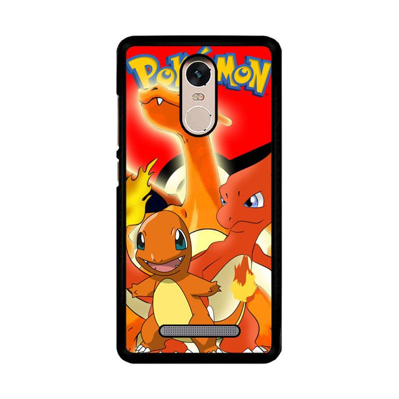 Flazzstore Charizard Pokemon Z2216 Custom Casing for Xiaomi Redmi Note 3 or Note 3 Pro