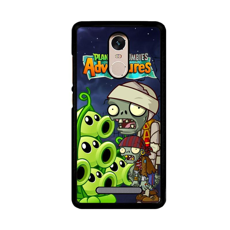 Flazzstore Plants Vs Zombies Z2661 Custom Casing for Xiaomi Redmi Note 3 or Note 3 Pro