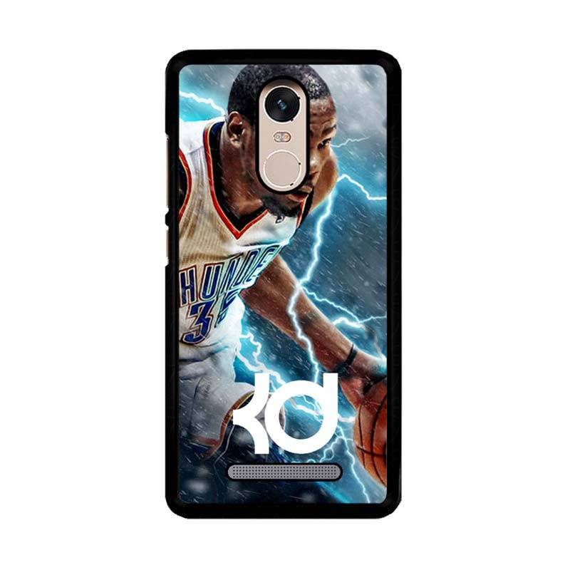 Flazzstore Kevin Durant Logo Z4060 Custom Casing for Xiaomi Redmi Note 3 or Note 3 Pro