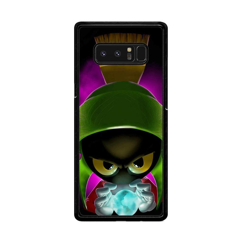 Flazzstore Marvin The Martian Painting  Z1525 Custom Casing for Samsung Galaxy Note8