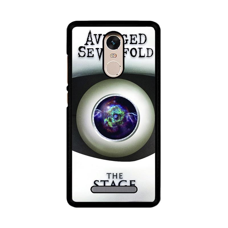 Flazzstore The Stage Avenged Sevenfold Z4092 Custom Casing for Xiaomi Redmi Note 3 or Note 3 Pro