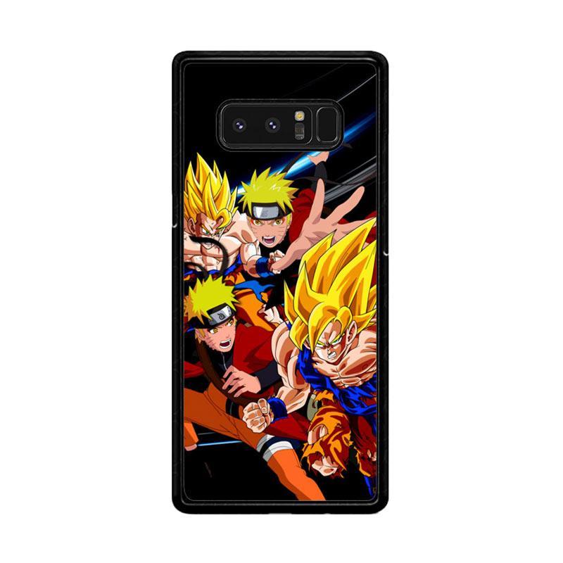 Flazzstore Goku Naruto Z2599 Custom Casing for Samsung Galaxy Note8