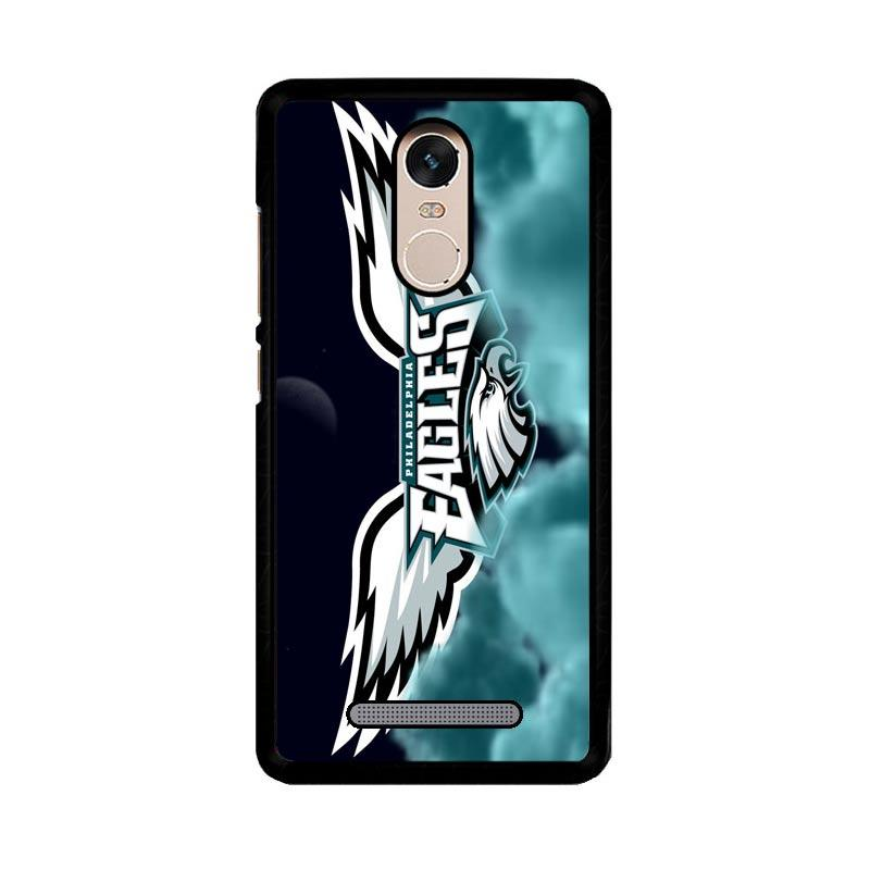 Flazzstore Philadelphia Eagles Logo Z4269 Custom Casing for Xiaomi Redmi Note 3 or Note 3 Pro