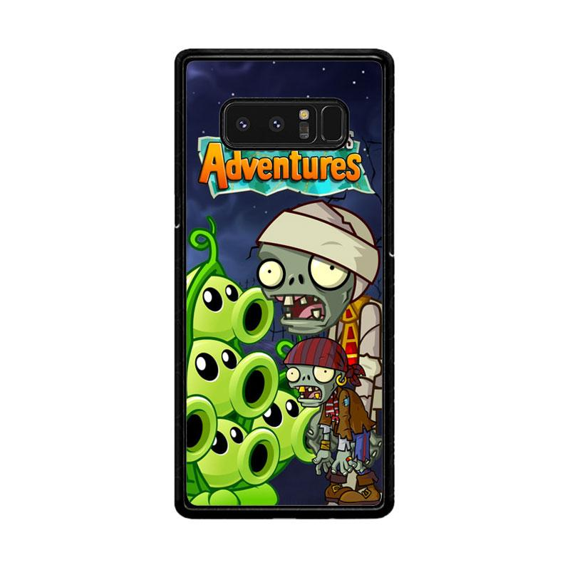 Flazzstore Plants Vs Zombies Z2661 Custom Casing for Samsung Galaxy Note 8