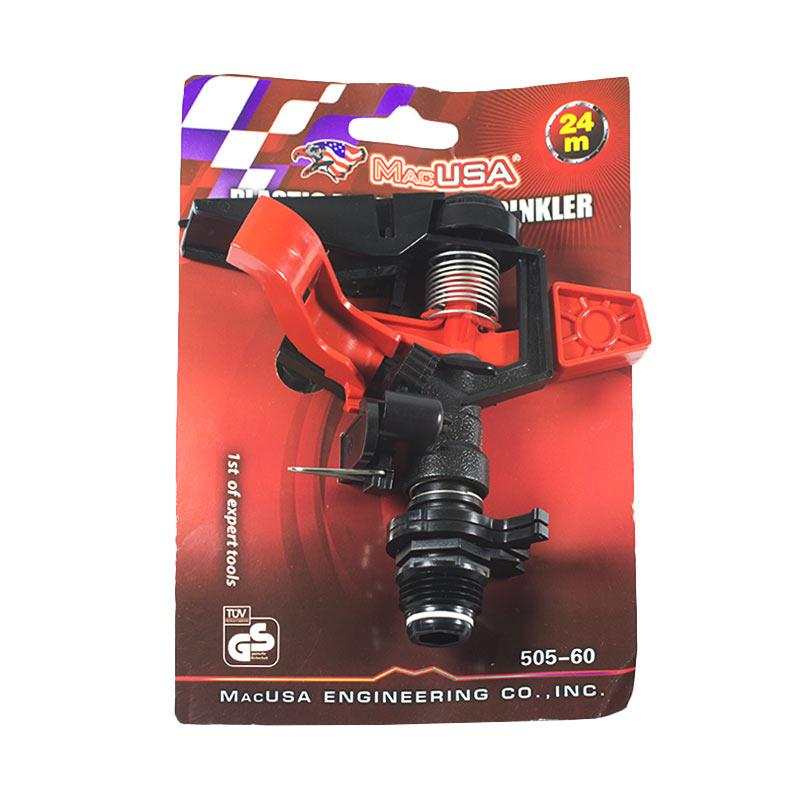 Macusa 505-60 PVC Plastic Pulasting Sprinkler