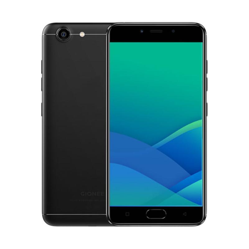 Gionee S10 Lite Smartphone - Black [4GB/32GB]