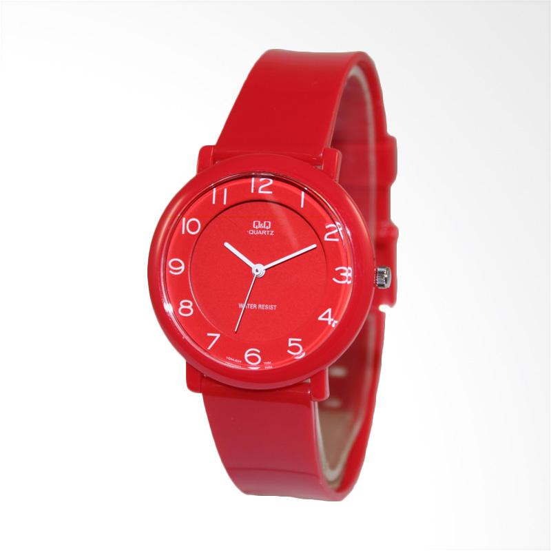 Q&Q Watch Jam Tangan Wanita Rubber Strap Transparan Design Source. Women . Source · Jam Tangan Wanita Q&Q Model Casio F91 Murah Warna Pink.
