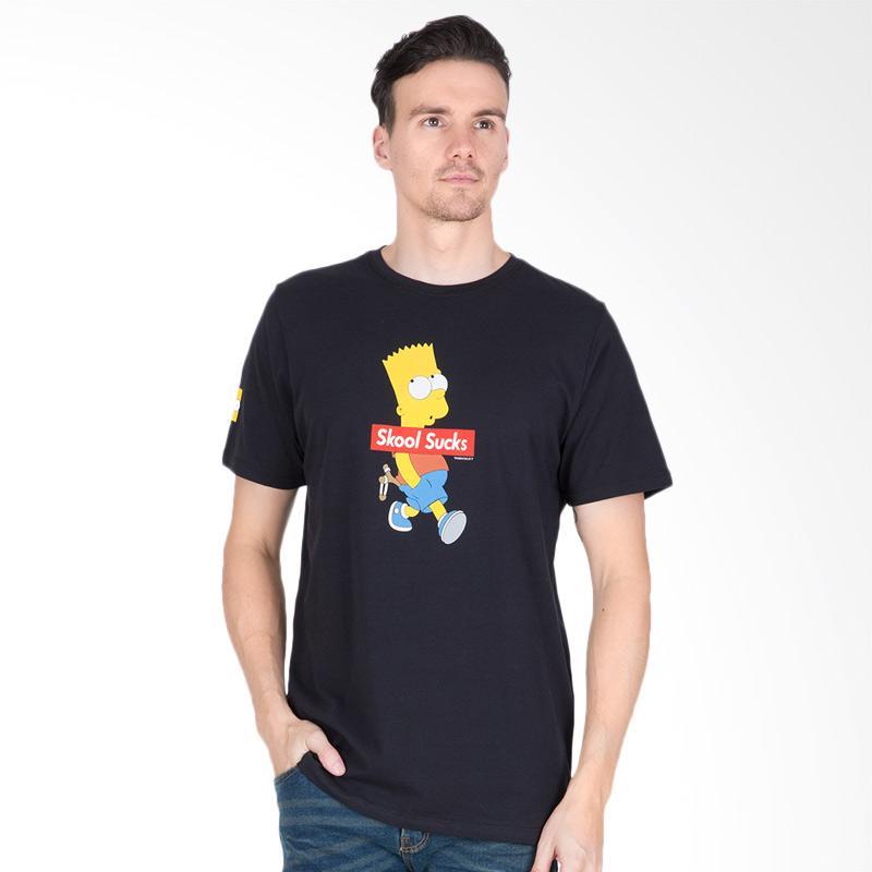 Tendencies Bart School T-shirt Pria