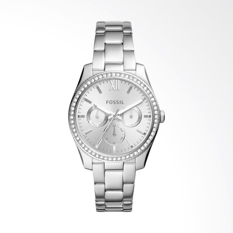 Harga Jual Fossil Scarlette ES4314 Jam Tangan Wanita Silver Beli Lengkap Dan Terbaru .