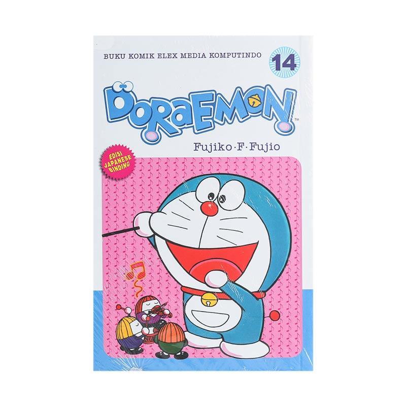 harga Elex Media Komputindo Doraemon 14 201334473 by Fujiko F. Fujio Buku Komik [Terbit Ulang] Blibli.com