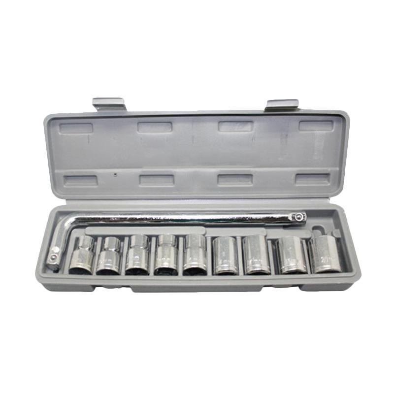 harga Generic Socket Wrench Set Kunci Sok [10 pcs] Blibli.com