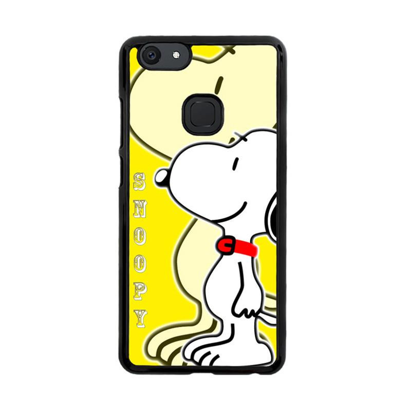 Flazzstore Snoopy D0053 Custom Casing for Vivo V7
