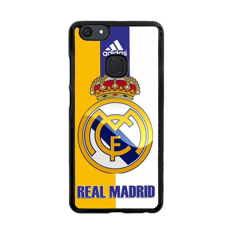 Flazzstore Real Madrid Logo X3101 Custom Casing for Vivo V7