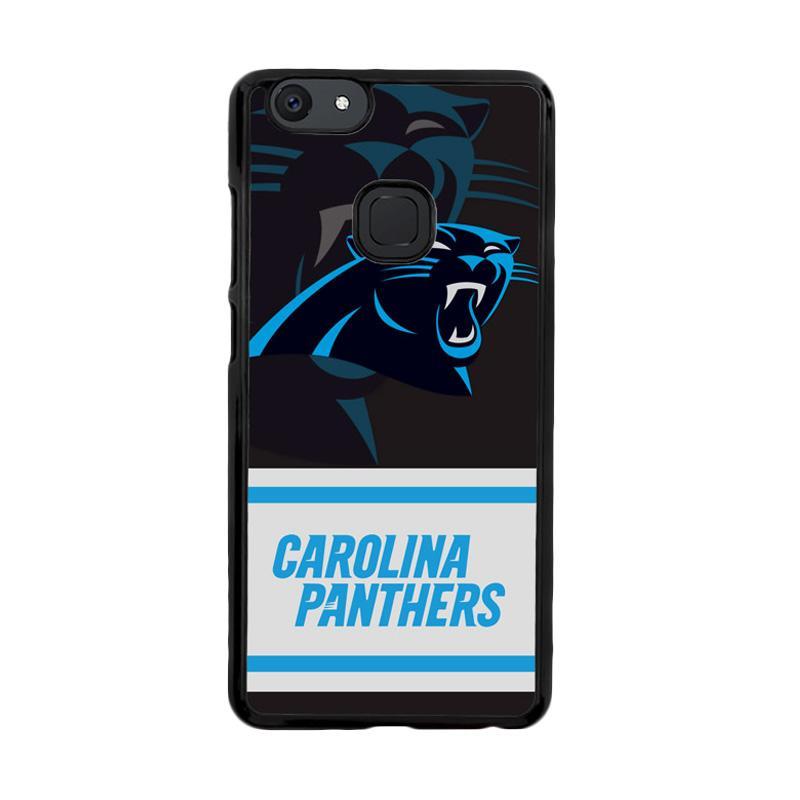 Flazzstore Carolina Panthers Helmet Logo X3285 Custom Casing for Vivo V7