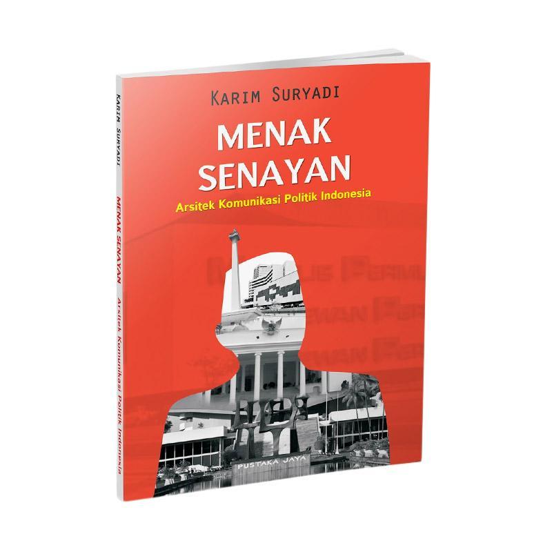 harga Pustaka Jaya Menak Senayan Buku Politik Blibli.com