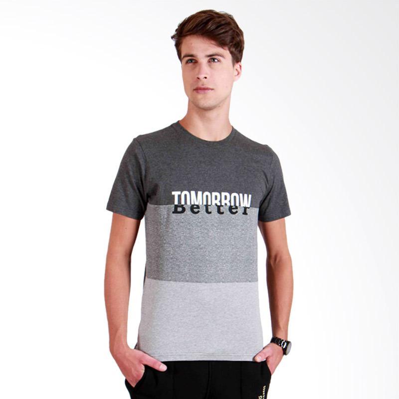 180 Degrees Better Tomorrow CS T-shirt Pria