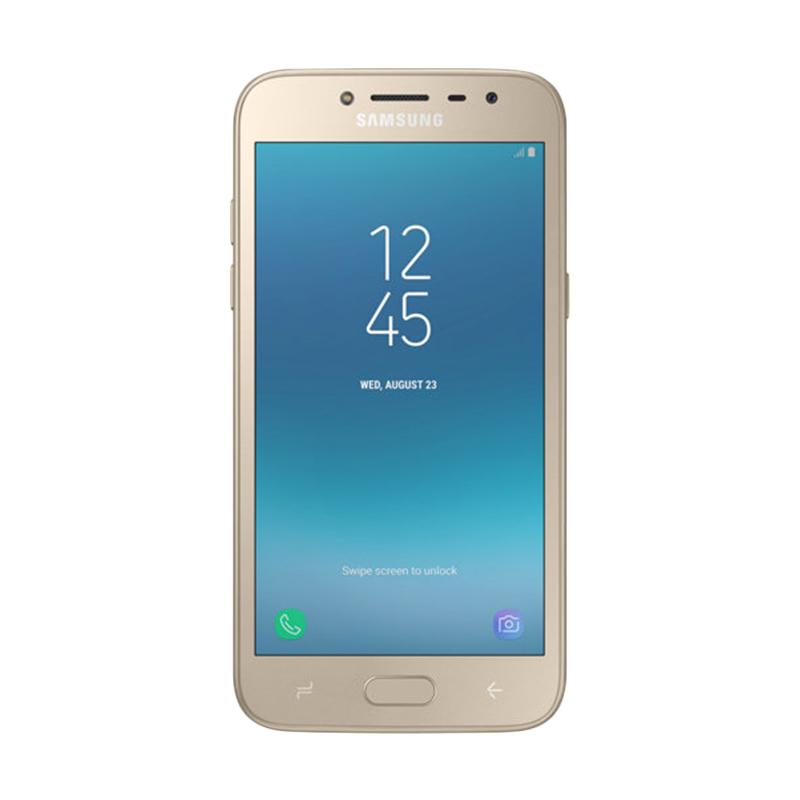 Samsung Galaxy J2 Pro Smartphone - Gold [16 GB/1.5 GB]