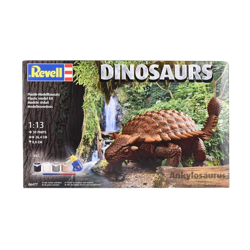 Revell Dinosaurs Ankylosaurus Model Kit [1:13]