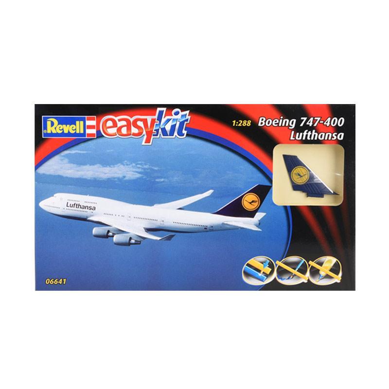 Revell Easy Kit Boeing 747 Lufthansa Model Kit