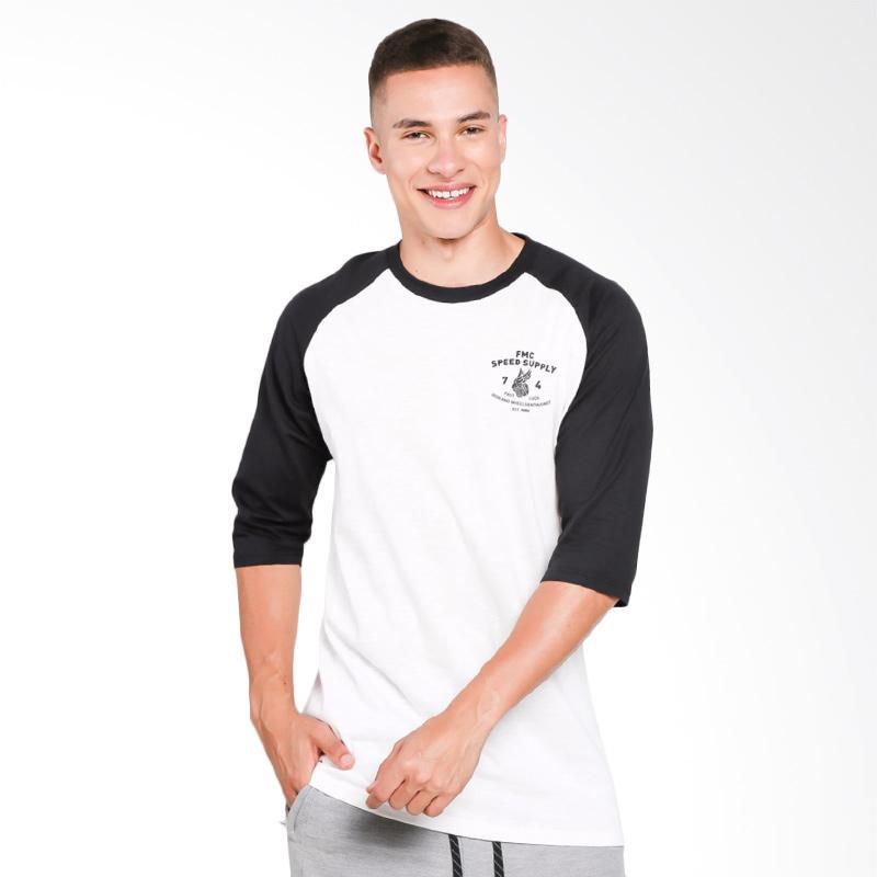 FMC 0512 T-Shirt Pria - Black
