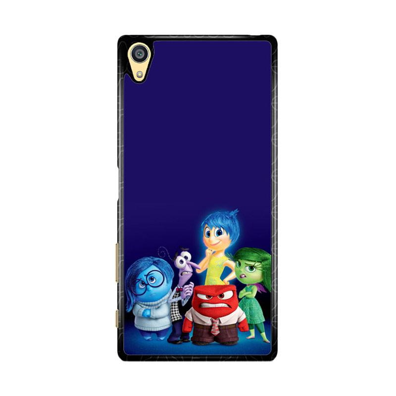 harga Flazzstore Disney Inside Out Characters X3466 Custom Casing for Sony Xperia Z5 Premium Blibli.com