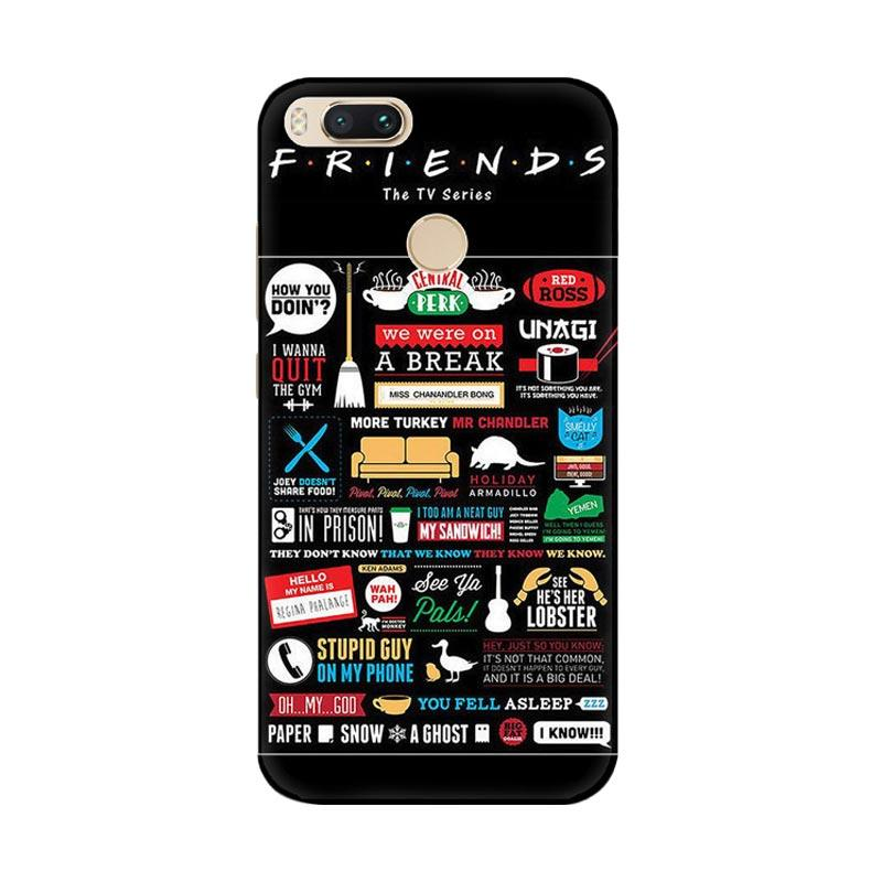 harga Flazzstore Friends Tv Show Poster E0397 Custom Casing for Xiaomi Mi A1 or Mi 5X Blibli.com