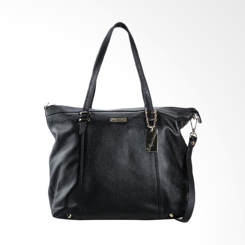harga Phillipe Jourdan IWL 1702 Clarinda Hand Bag Wanita - Black Blibli.com