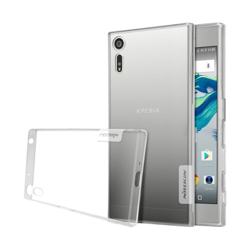 Nilikin Nature Softcase Casing for Sony Xperia XZ - Transparent