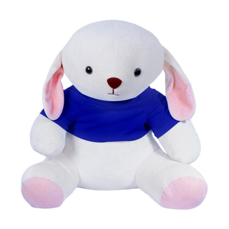 Handmade Outerbloom Cuddlemate Banna Bunny Cuddle Boneka [55 cm]