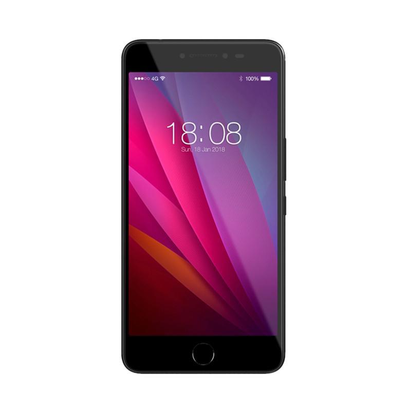 harga Advan Vandroid G2 Smartphone - Black [32 GB/3 GB] + Free Voucher MAP 500 Ribu Blibli.com