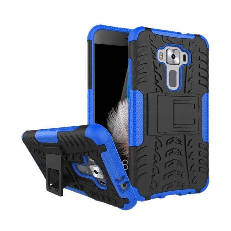 OEM Heavy Armor Rugged Hybrid Softcase Casing for Asus Zenfone 3 5.2