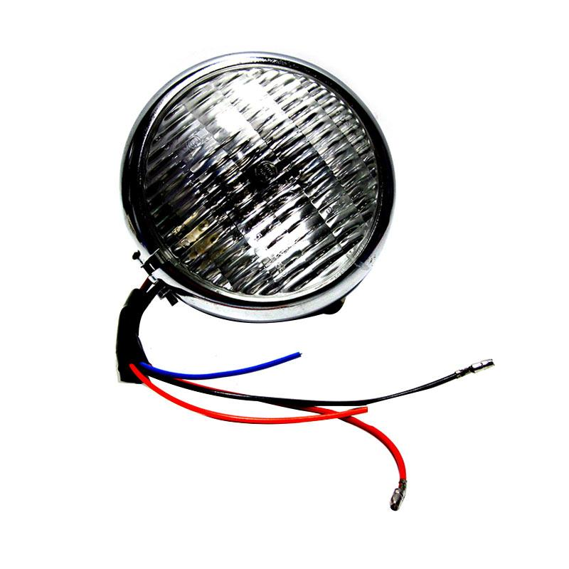 harga Starlight Lampu Motor Refektor for CB 100 Mini - Black Blibli.com